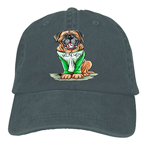 Custom Hercules The Dog Sandlot Classic Cotton Adjustable Baseball Cap, Dad Trucker Snapback Hat ()