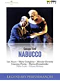 Verdi: Nabucco (Legendary Performances) [DVD]