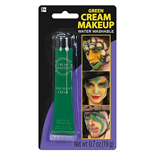 (Green Cream - Makeup Costume)