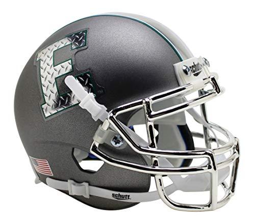 Michigan Football Eastern (Schutt NCAA Eastern Michigan Eagles Mini Authentic XP Football Helmet, Alt. 3, Mini)