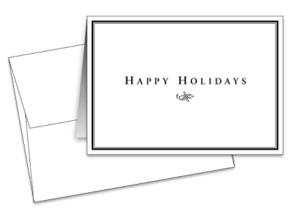 Amazon happy holiday greeting cards envelopes 25 per quothappy holidayquot greeting cards envelopes 25 per pack size m4hsunfo