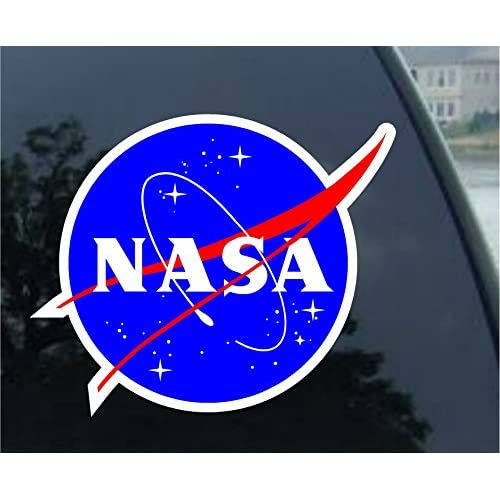 Nasa Seal USA Space Cosmos Logo Vinyle autocollant cheap