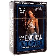 WWE Raw Deal Unforgiven Starter Deck Christy