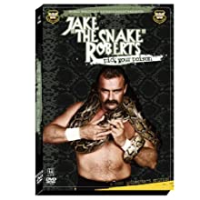 """WWE: Jake """"The Snake"""" Roberts - Pick Your Poison (2005)"""