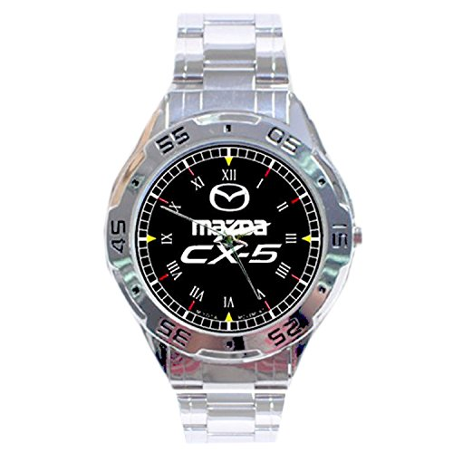 mrzk110-new-rare-mazda-cx-5-custom-chrome-mens-watch-wristwatches-free-shipping
