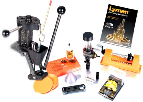 Lyman T-Mag Expert Kit Deluxe with 1500 Micro-Touch Scale by Lyman