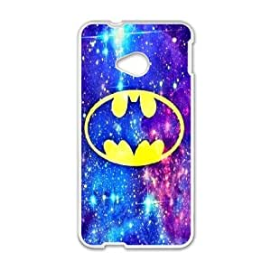 Scholarly Cottage Order Case Batman For HTC One M7 LL9WA792315