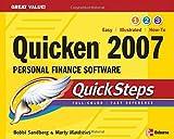 Quicken 2007 Personal Finance Software Quicksteps, Marty Matthews and Bobbi Sandberg, 0072263881