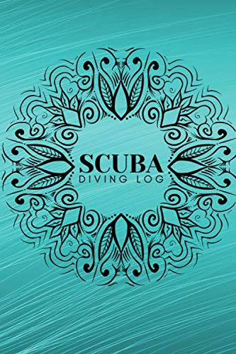 Scuba Diving Log: Compact Reef Snorkeling Course, Freediving Logbook Journal, Dive Training, Certification and Recreation Memo Book Diary Booklet ... Divers 6x9 120 pages. (Scuba Diving Logbook)