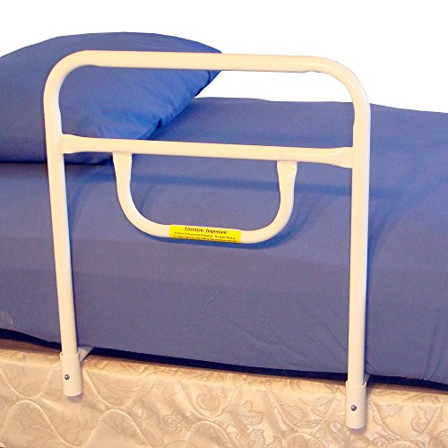 MTS Medical Supply Single Modified Security Bed Rail, 18 ...