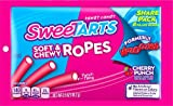 SweeTarts Soft & Chewy Ropes Formerly Kazoozles, 3.5 Ounce Packages (Pack of 12) by SweeTARTS