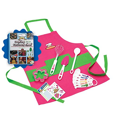 Pink Silicone 11-piece Cooking Kit Chef's Bundle With Cookbook by Generic