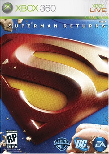 Superman Returns - Xbox 360 by Electronic Arts (Superman Returns Game Xbox 360)