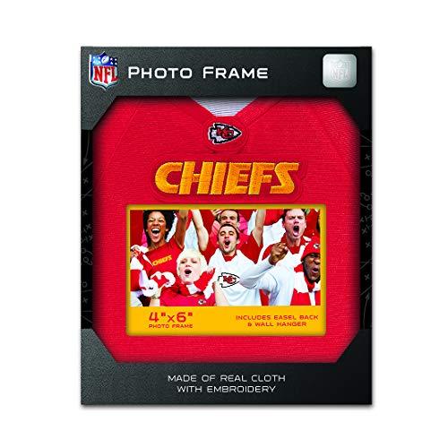 MasterPieces NFL Kansas City Chiefs Uniform Photo Picture Frame
