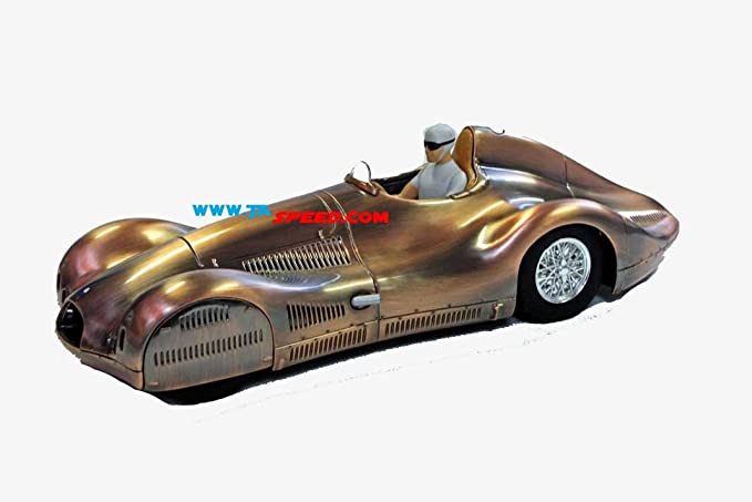 23765 Carrera Digital 124 Maserati 4CL 1500 Stromlinie limited Edition Burnt Copper