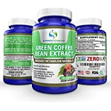Supreme Potential Green Coffee Bean Extract - 180 Capsules