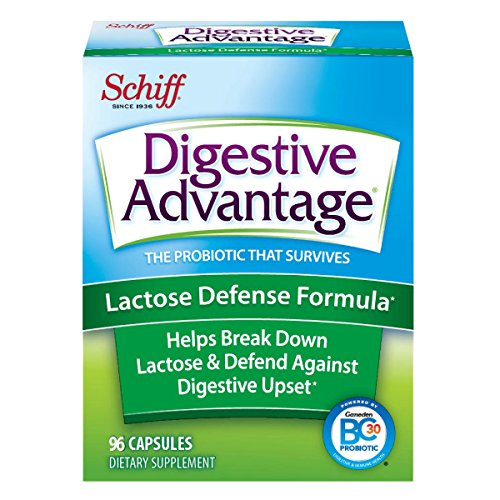 Digestive Advantage Lactose Defense Formula, 96 Count For Sale