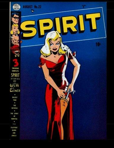 The Spirit #22: 1950 Superhero Comic ePub fb2 book