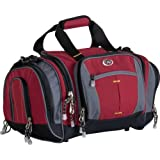 CALPAK Silver Lake Solid 22-inch Carry-on Duffel Bag, Black, One Size