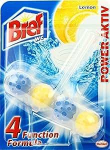 Bref Power Active Lemon Limpiador WC - 50 gr