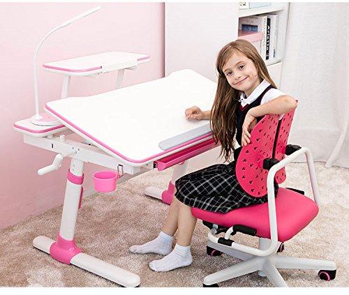 Mesa de estudio ajustable de 1 M de altura para niños, jóvenes ...