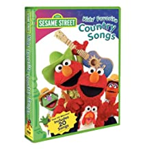 Sesame Street: Kids Favourite Country Songs