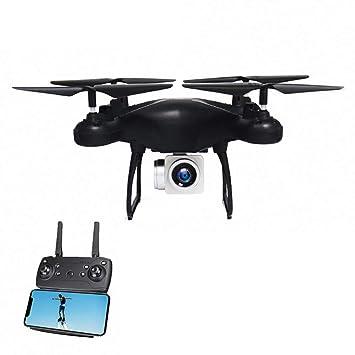 Ydq Drones con Videocámara 1080P HD, WiFi FPV RC Aviones con 2.4 ...