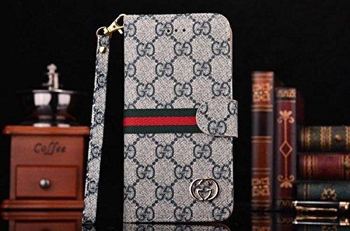 Crisp Luxury Designer wallet case/flip case/trunk case made for iphone X (style 4) by Crisp NYC