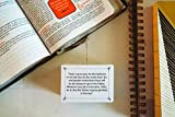 Agape Flashcards- Scripture Study Flashcards: 100