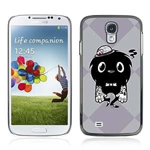 YOYOSHOP [Cool Tattoo Monster] Samsung Galaxy S4 Case