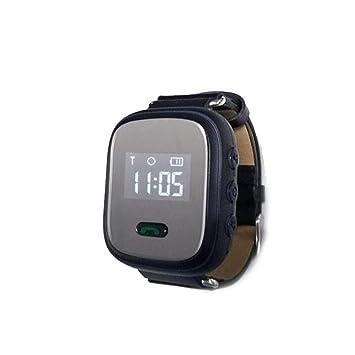 Tracker de Remise en Forme, Montre de positionnement GPS pour Personnes âgées/Montre pour