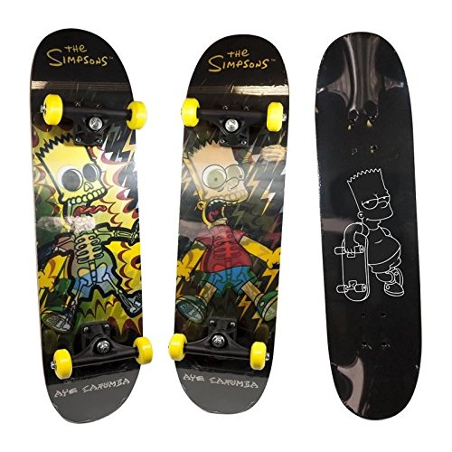 - The Simpsons - Bart Skate Hologram, 808748