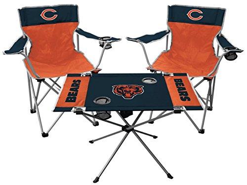 Jarden NFL Chicago Bears Tailgate Kit, Team Color, One Size (Bears Chicago Nfl)
