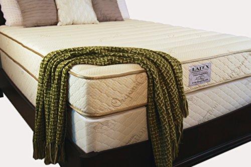 Sleep Ez Roma Natural Latex Mattress Review Handsonmattress Com