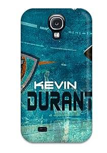 Hot 8874439K107091058 oklahoma city thunder basketball nba NBA Sports & Colleges colorful Samsung Galaxy S4 cases