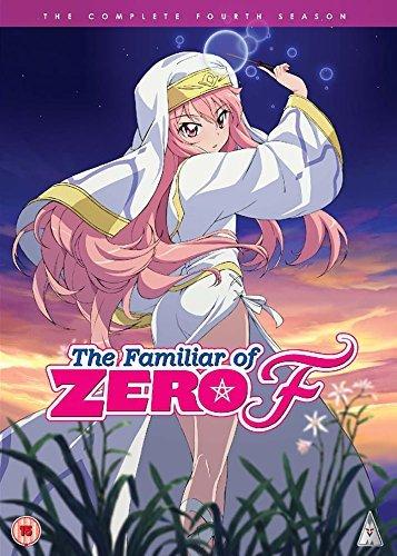 The Familiar Of Zero: Series 4 Collection [DVD] by Yoshiaki Iwasaki B01I06MJRC