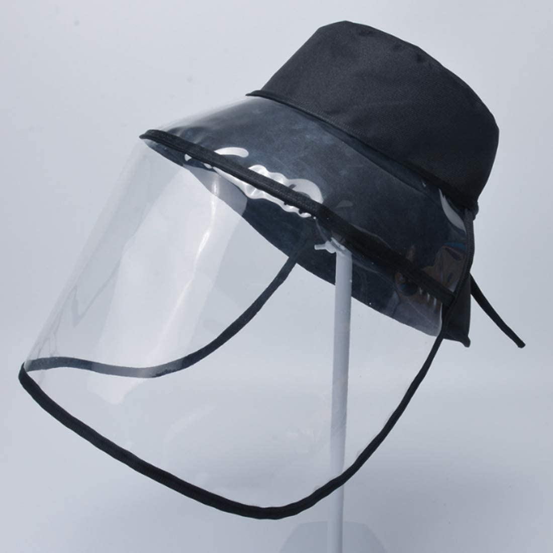 Huicai Prevent Saliva Faceshield Fishing Sun Protect Cap Baseball Hat Cover