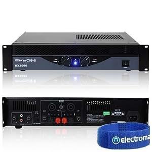 Ekho RX3000 Professional Audio DJ Disco PA RX Series Power Amplifier 3000W, [Importado de UK]