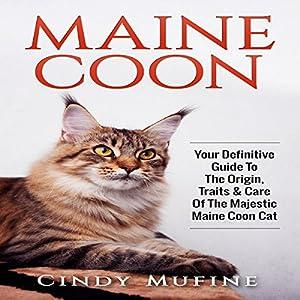 Maine Coon Audiobook