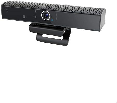 Webcam Camara Web Webcam con 1080P HD Cámara Web TV Box con Cámara Android 6.0 Smart TV Box Ángulo De Visión Amplio Micrófono Incorporado Video Llamada Reco-Enchufe De Estados Unidos: Amazon.es: Hogar