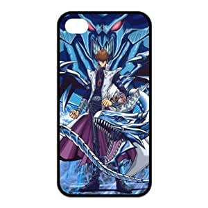 FashionFollower Design Hot Anime Series Yu Gi Oh Cool Phone Case Suitable For iphone4/4s IP4WN31425
