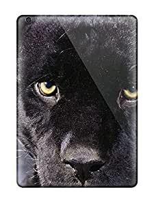 For Ipad Air Premium Tpu Cases Covers Black Tiger Protective Cases