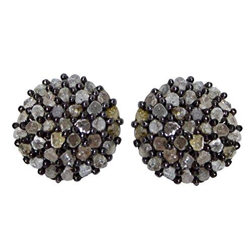 Diamond Triangle Earrings - 5
