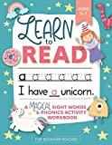 Best Kindergarten Workbooks - Learn to Read: A Magical Sight Words Review
