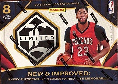 2016 17 Panini Limited Basketball Hobby