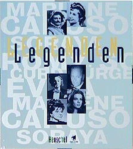 Legenden: Evita, Soraya, Curd Jürgens, Romy Schneider, Enrico Caruso, Marlene Dietrich ...
