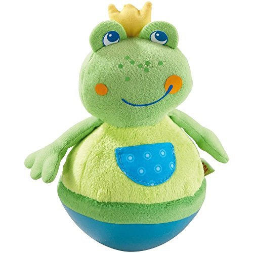 HABA Frog Roly Poly Toy by HABA