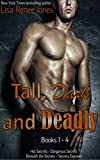 Bargain eBook - Tall  Dark and Deadly