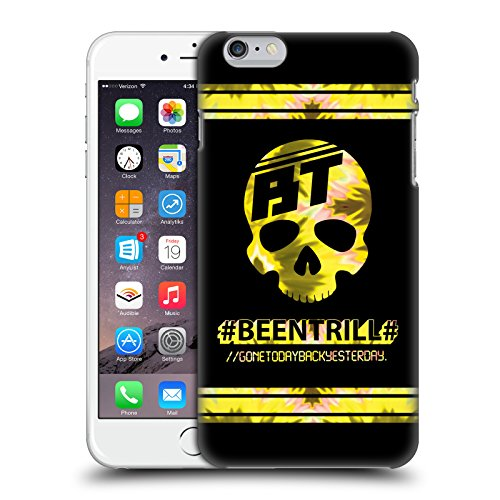 Official Been Trill Gold Colourful Prints Hard Back Case for Apple iPhone 6 Plus / 6s Plus