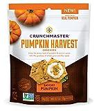 Crunchmaster Pumpkin Harvest Crackers, 3.75 Ounce For Sale